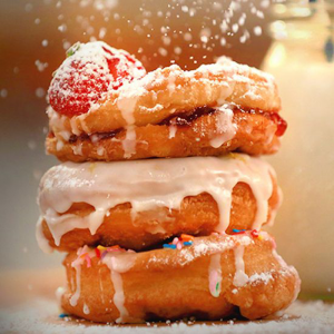 Cronut Strawberry